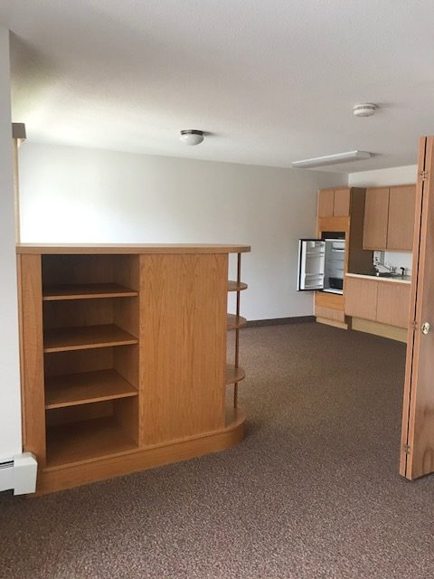 Sacred Heart Care Center Austin MN Assisted Living Apartment Bedroom