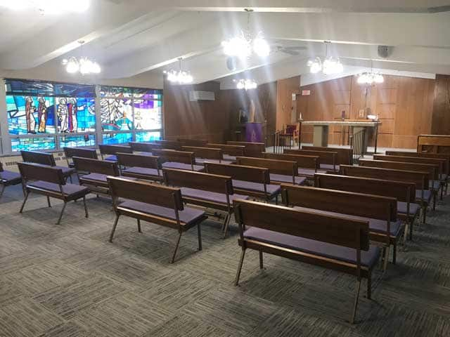 sacred heart care center chapel